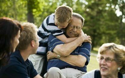 Parler en famille