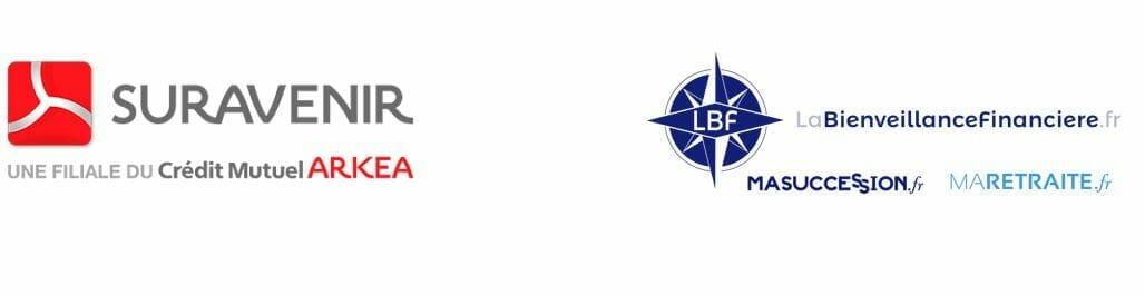 Logos Suravenir LaBenveillanceFinanciere