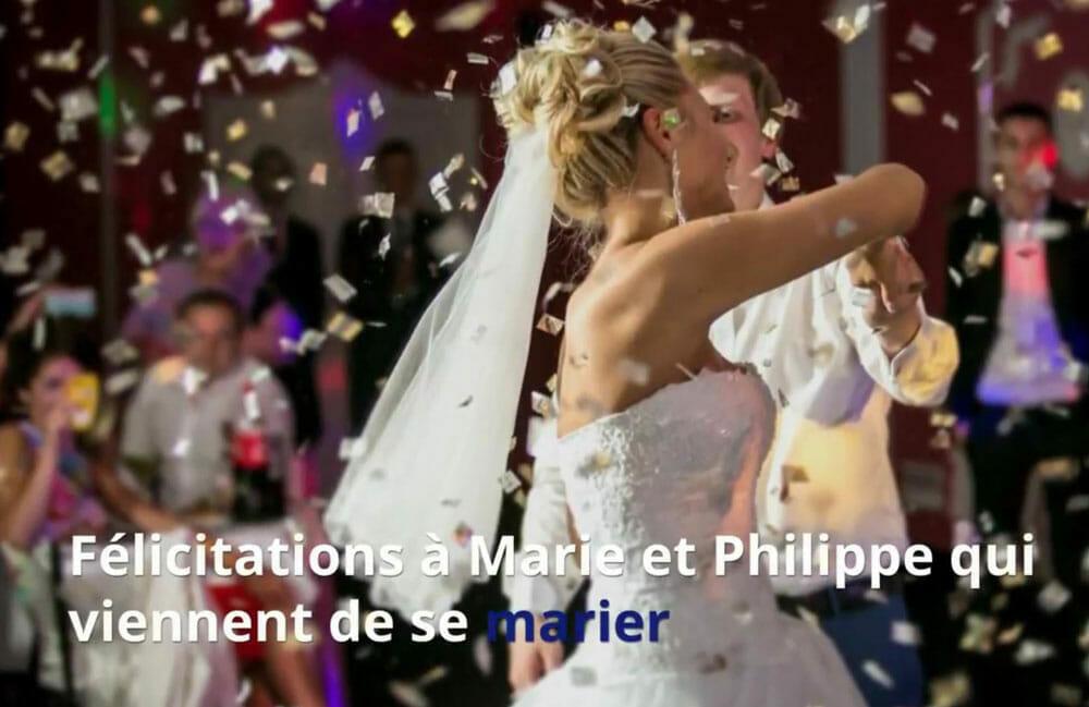 Video Succession dans le mariage 1ere partie