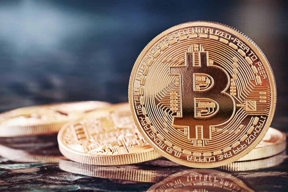 Le bitcoin et l'impôt droits de succession